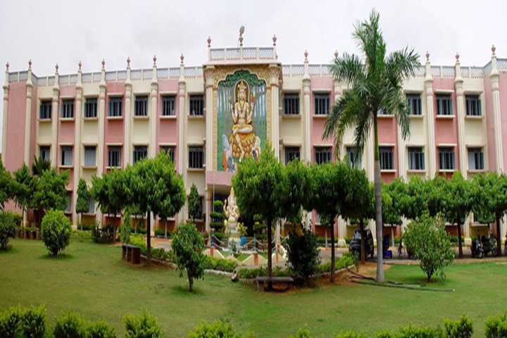 Sri Sathya Sai Higher Secondary School-School View