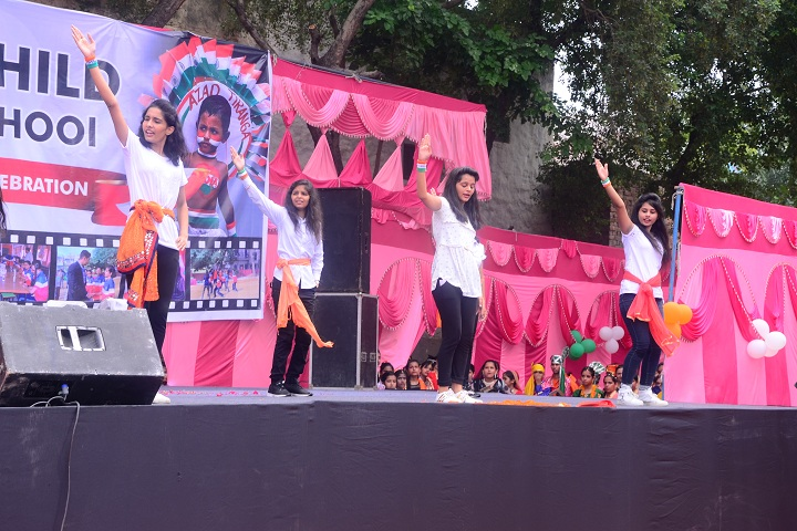 Holy Child Model School-Annual day