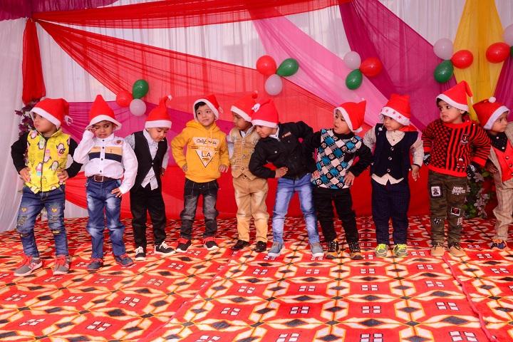 Holy Child Model School-Christmas Celebration