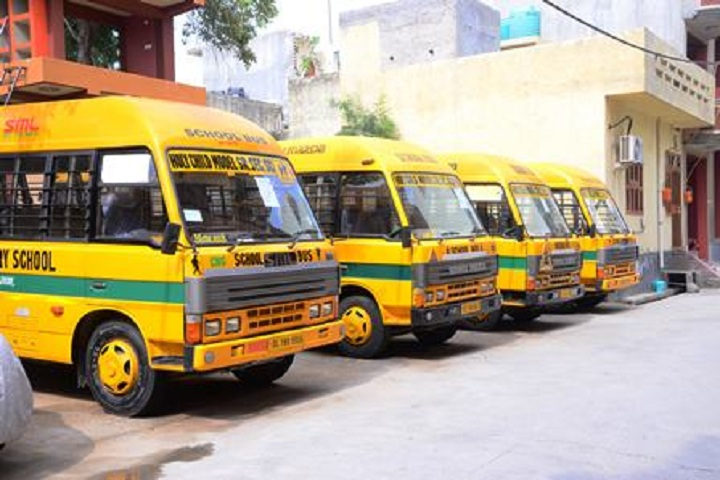Holy Child Model School-Transport