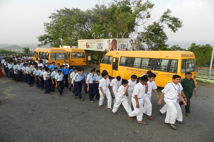 sri sathya sai vidhya vihar school- summer retreat