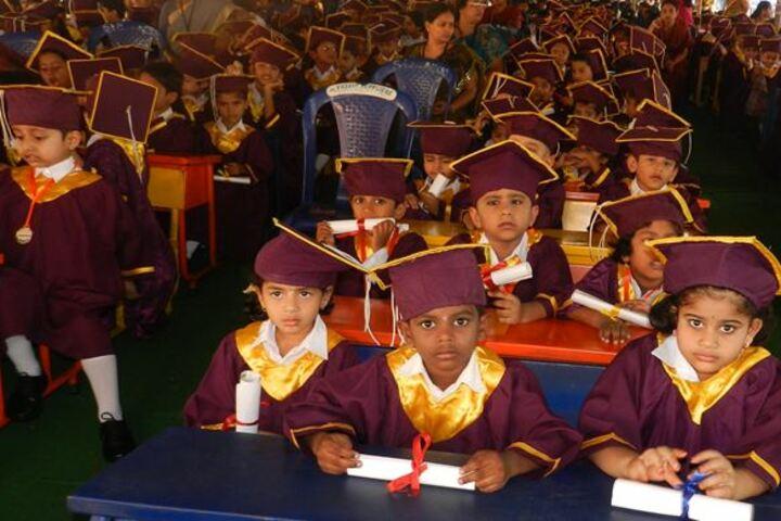 Sri Sathya Sai Vidya Vihar-Graduation Day