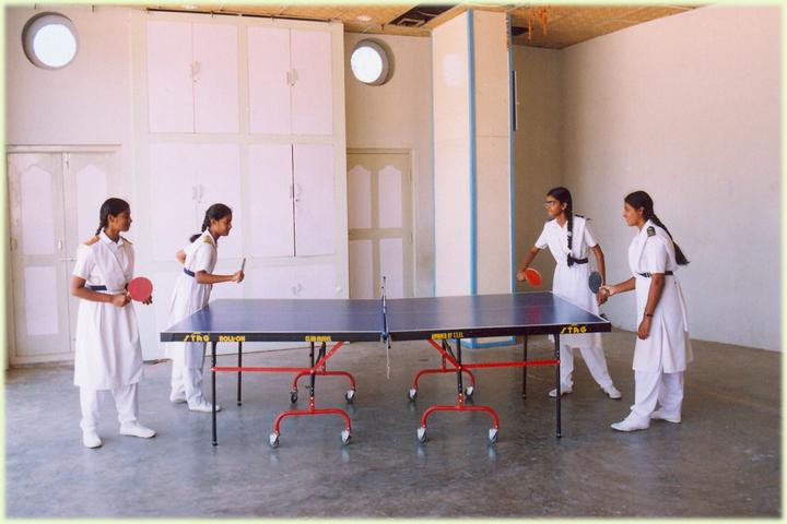 Sri Sathya Sai Vidya Vihar-Indoor Games
