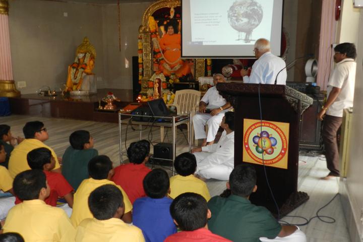 Sri Sathya Sai Vidya Vihar-Orientation Program