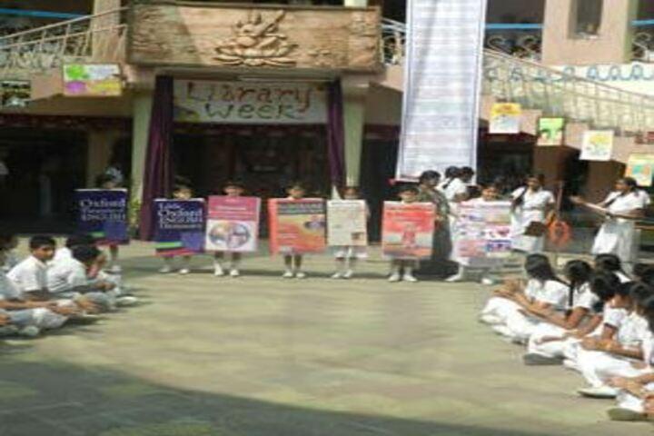 Sri Sathya Sai Vidya Vihar-Social Service Program