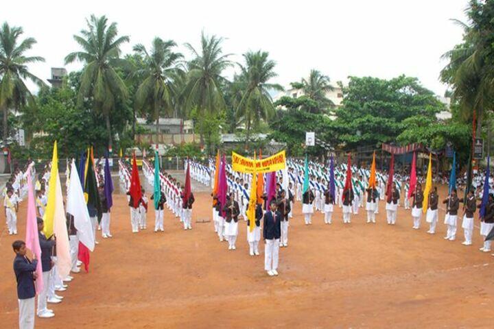 Sri Sathya Sai Vidya Vihar-Sports Day