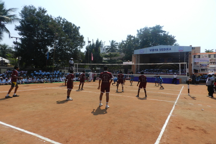 Sri Sathya Sai Vidya Vihar-Sports