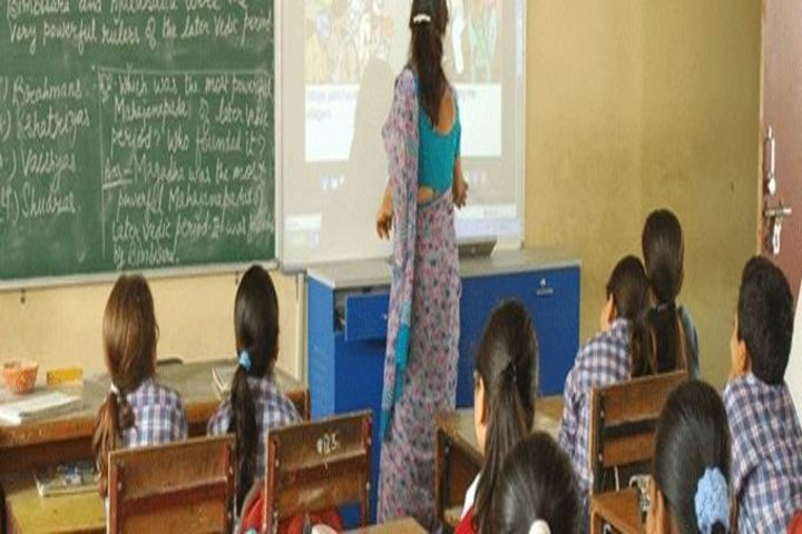 Hope Hall Foundation School-Classroom