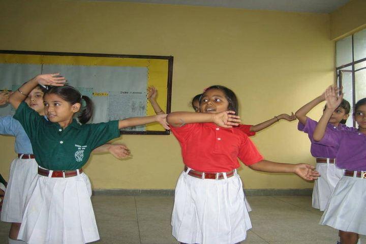 Hope Hall Foundation School-Dance