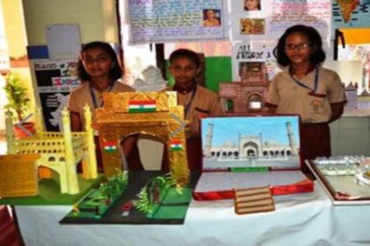 Hope Hall Foundation School-Exhibition