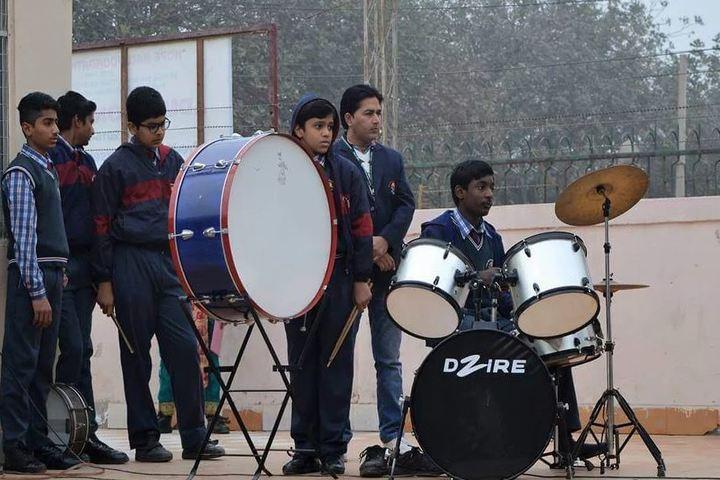 Hope Hall Foundation School-Music Band