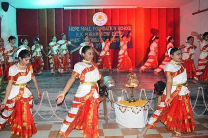Hope Hall Foundation School-Traditional Dance