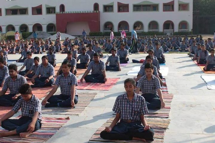 Hope Hall Foundation School-Yoga