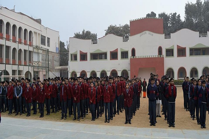 Hope Hall Foundation School-Assembly