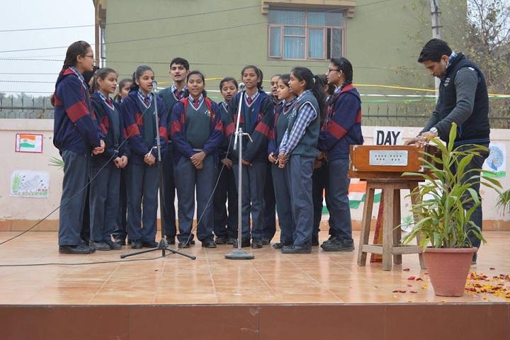 Hope Hall Foundation School-Singing