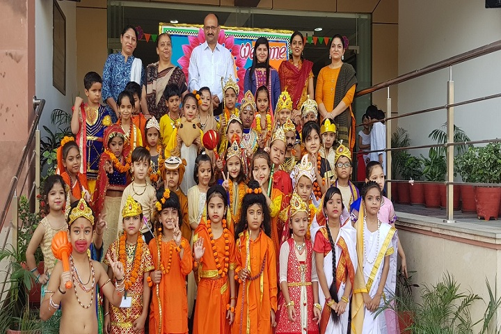 ITBP Public School-Traditional Day