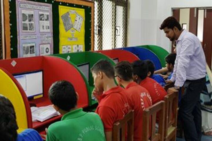 ITBP Public School-Computer Lab