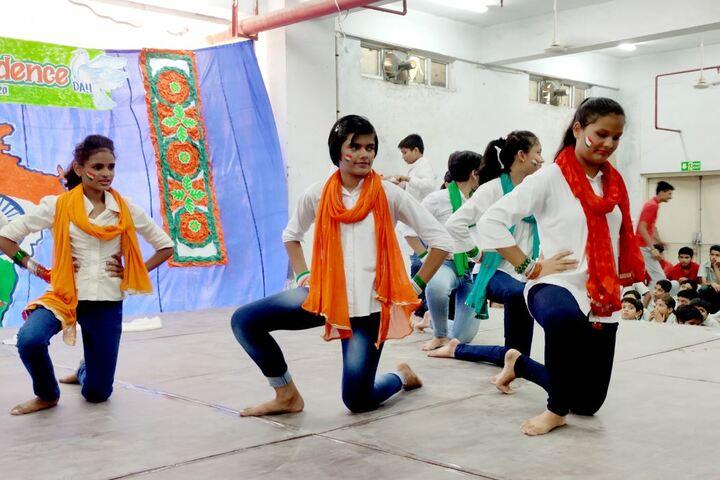 ITBP Public School-Dance