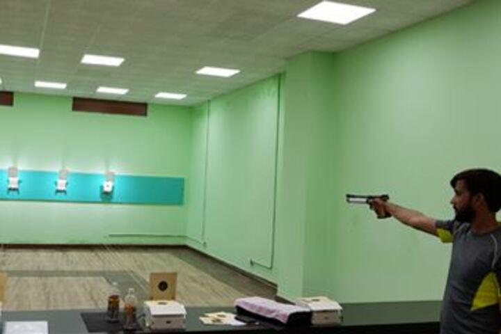 ITBP Public School-Shoot Out