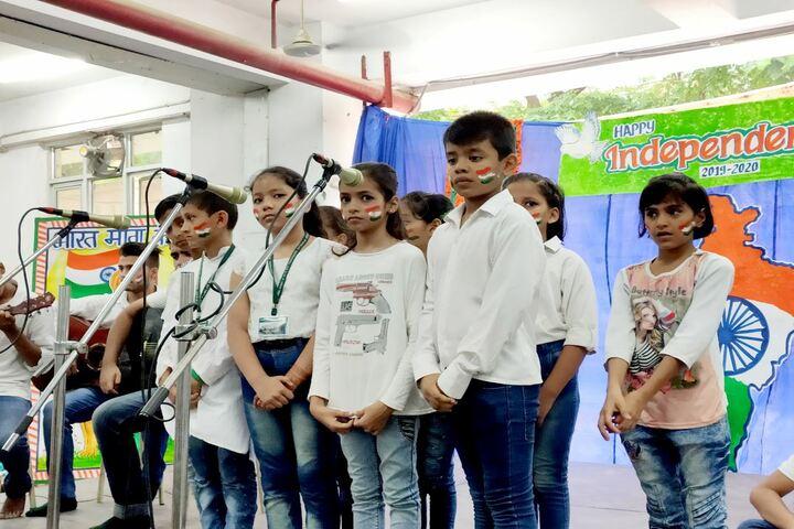 ITBP Public School-Singing