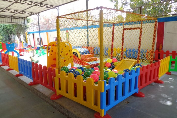 Indian Convent School-Play Area
