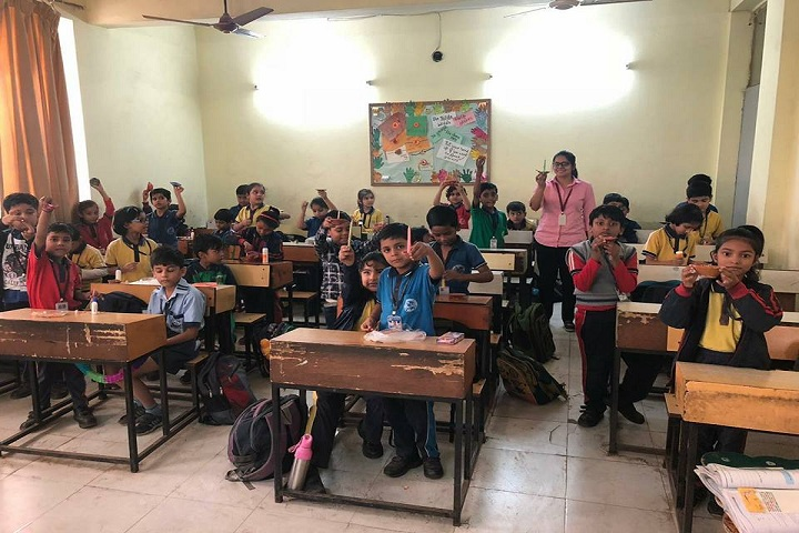 Indian Convent School- classroom
