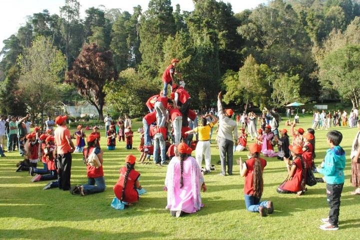 Sri Shridi sai Vidya niketan school- Field trip