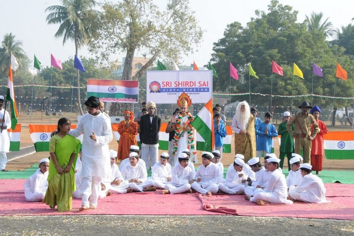 Sri Shridi sai Vidya niketan school- Republic day Celebrations