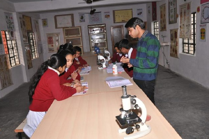 Indraprastha World School-Biology Lab
