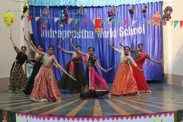 Indraprastha World School-Dance