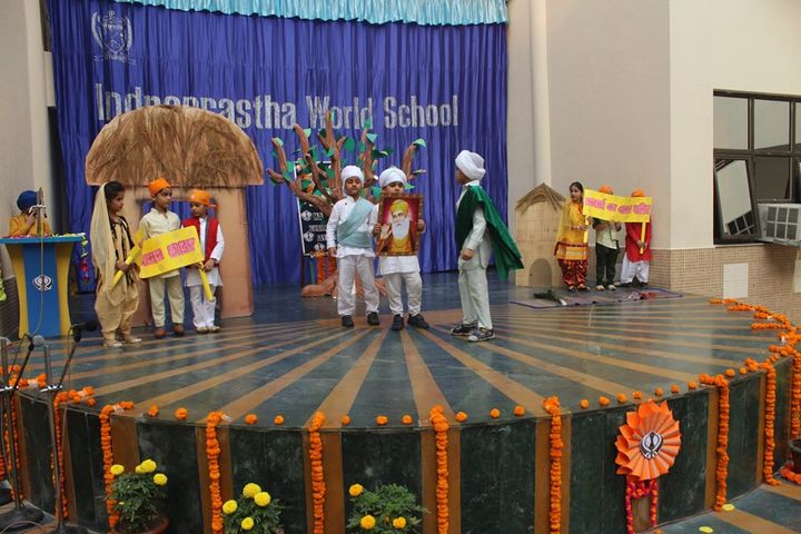Indraprastha World School-Drama