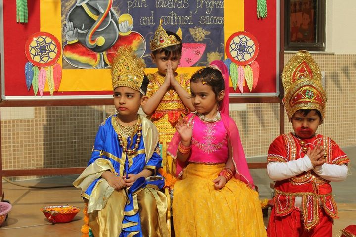 Indraprastha World School-Fancy Dress