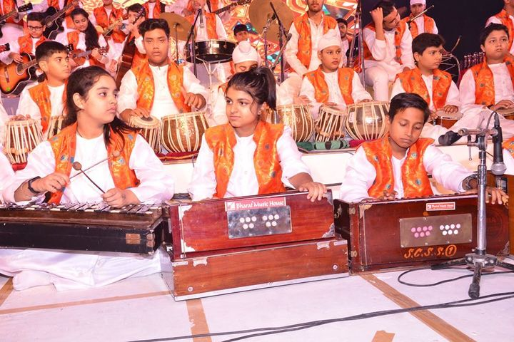 Indraprastha World School-Music