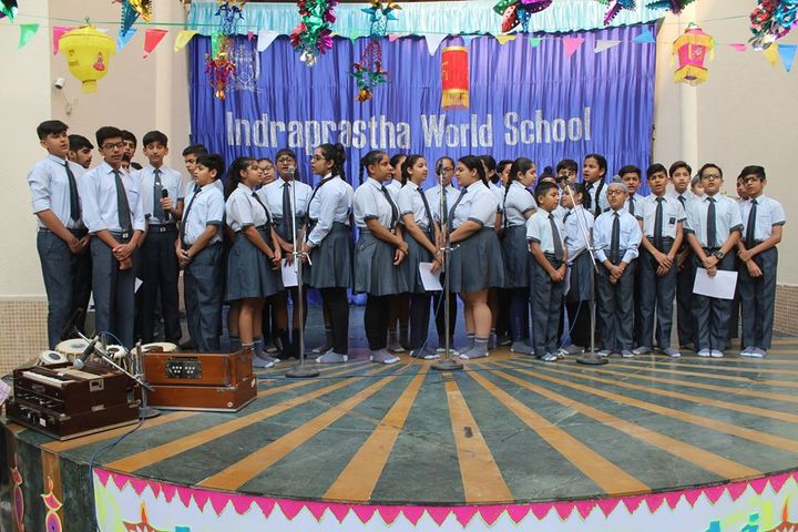 Indraprastha World School-Singing