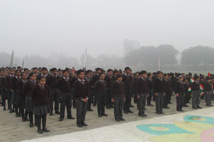 ITBP Public School-Assembly