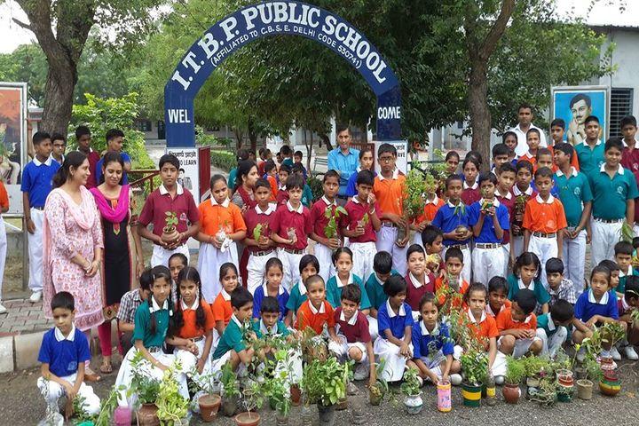 ITBP Public School-Plantation