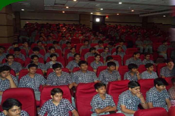 ITL Public School-Auditorium