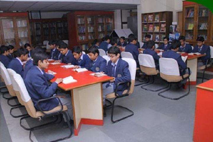 ITL Public School-Library