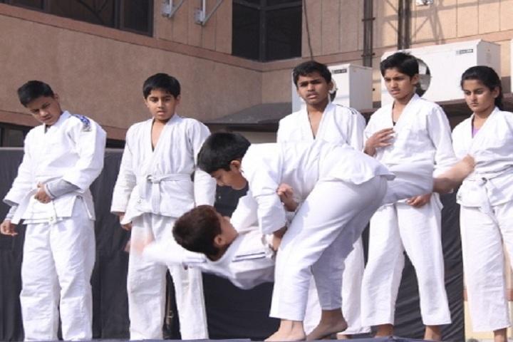 ITL Public School-Karate