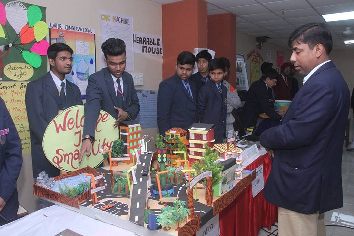 ITL Public School-Science Exhibition