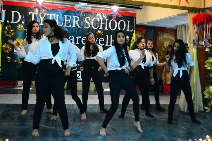 J D Tytler School-Dance