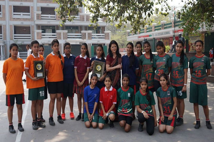 J D Tytler School-Sports Team