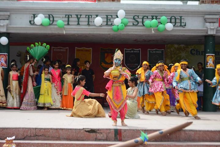 J D Tytler School-Festival Celebration