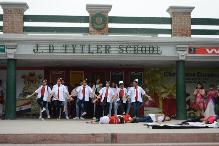 J D Tytler School-Drama