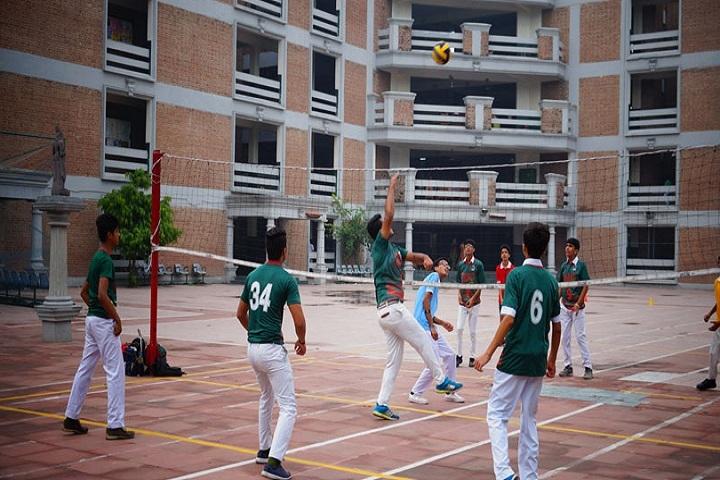 J D Tytler School-Sports
