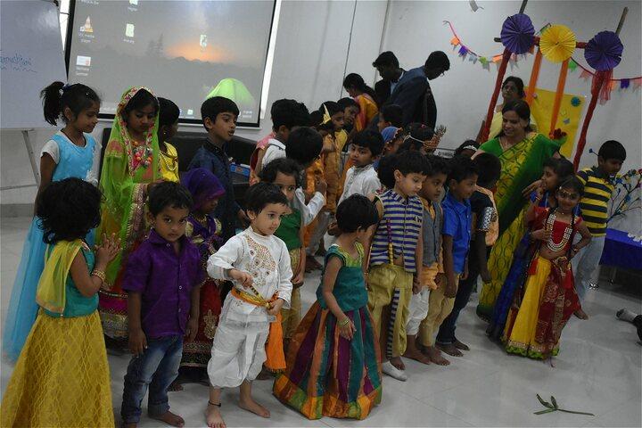 Sri Sri Academy-Krishna Jayanthi Celebrations