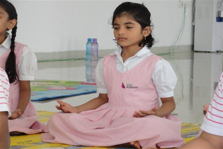 Sri Sri Academy- Yoga Sessions