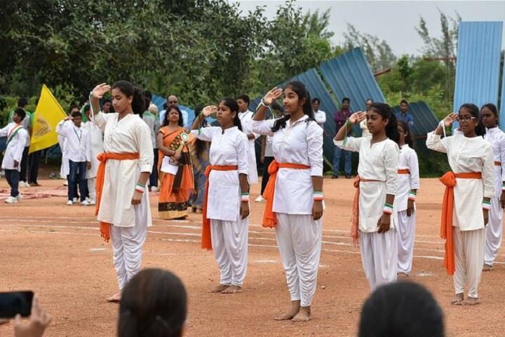 Sri Sri Academy-Independence Day Celebration