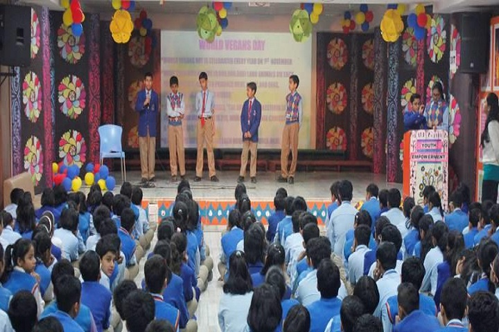 J M International School-Seminar