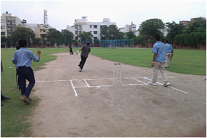 J P M Sr Sec School For The Blind-PlayGround